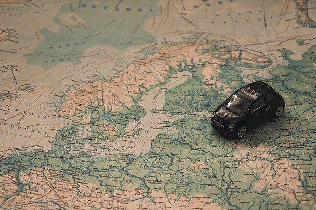 auto na wakacje